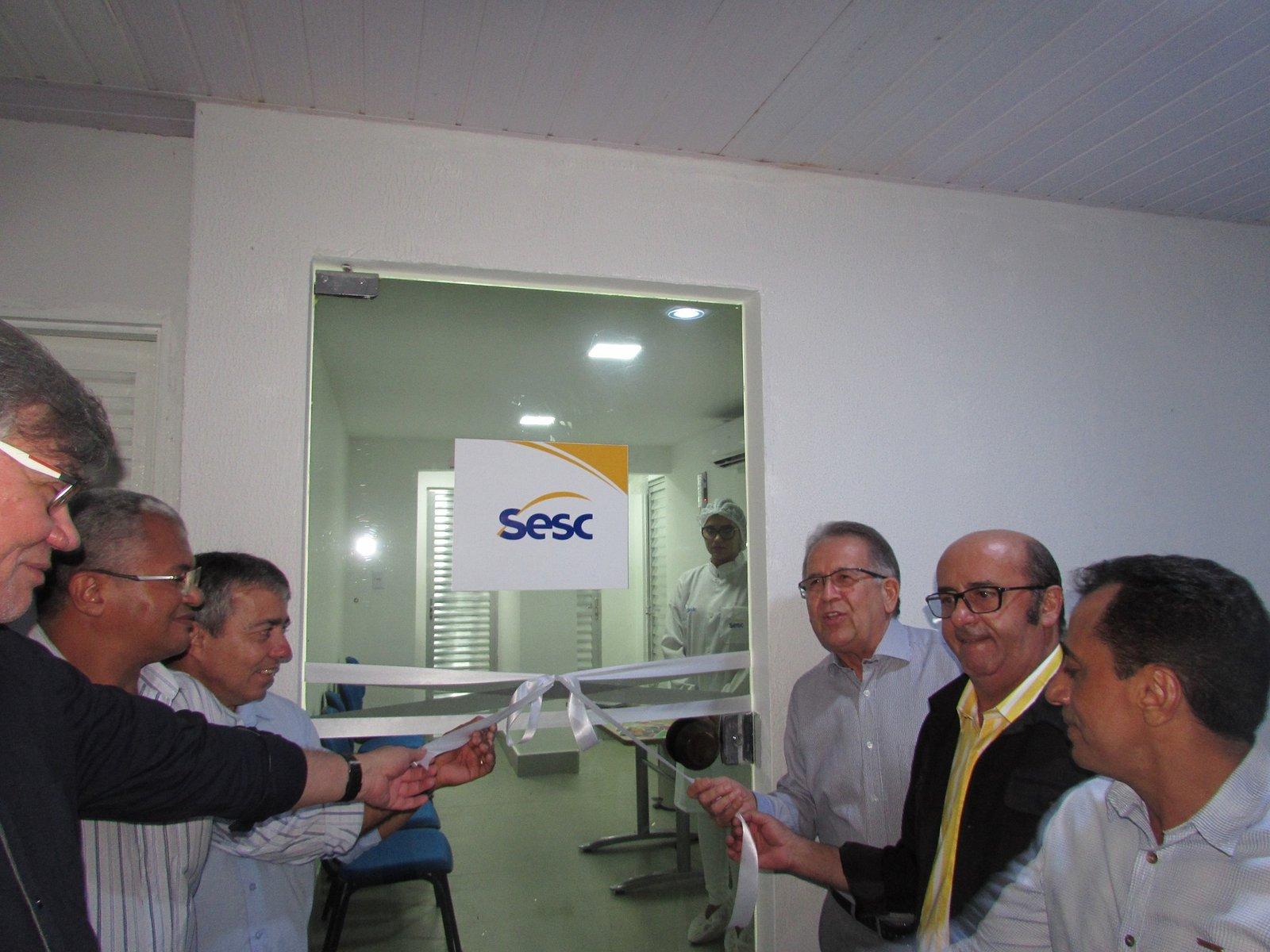 Sesc Inaugura Clínica Odontológica em Redenção