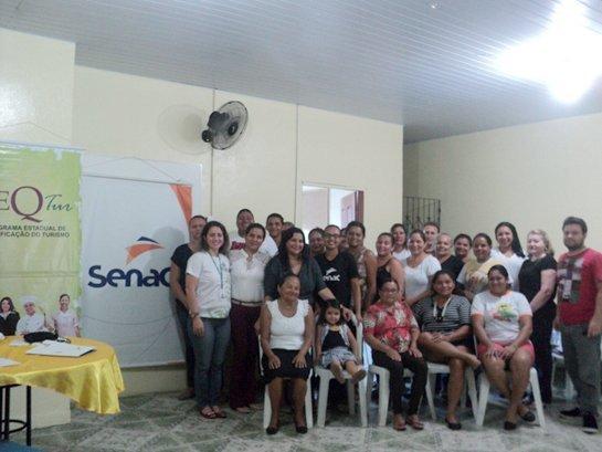 Senac qualificou mais de 200 profissionais em polos turísticos do Pará