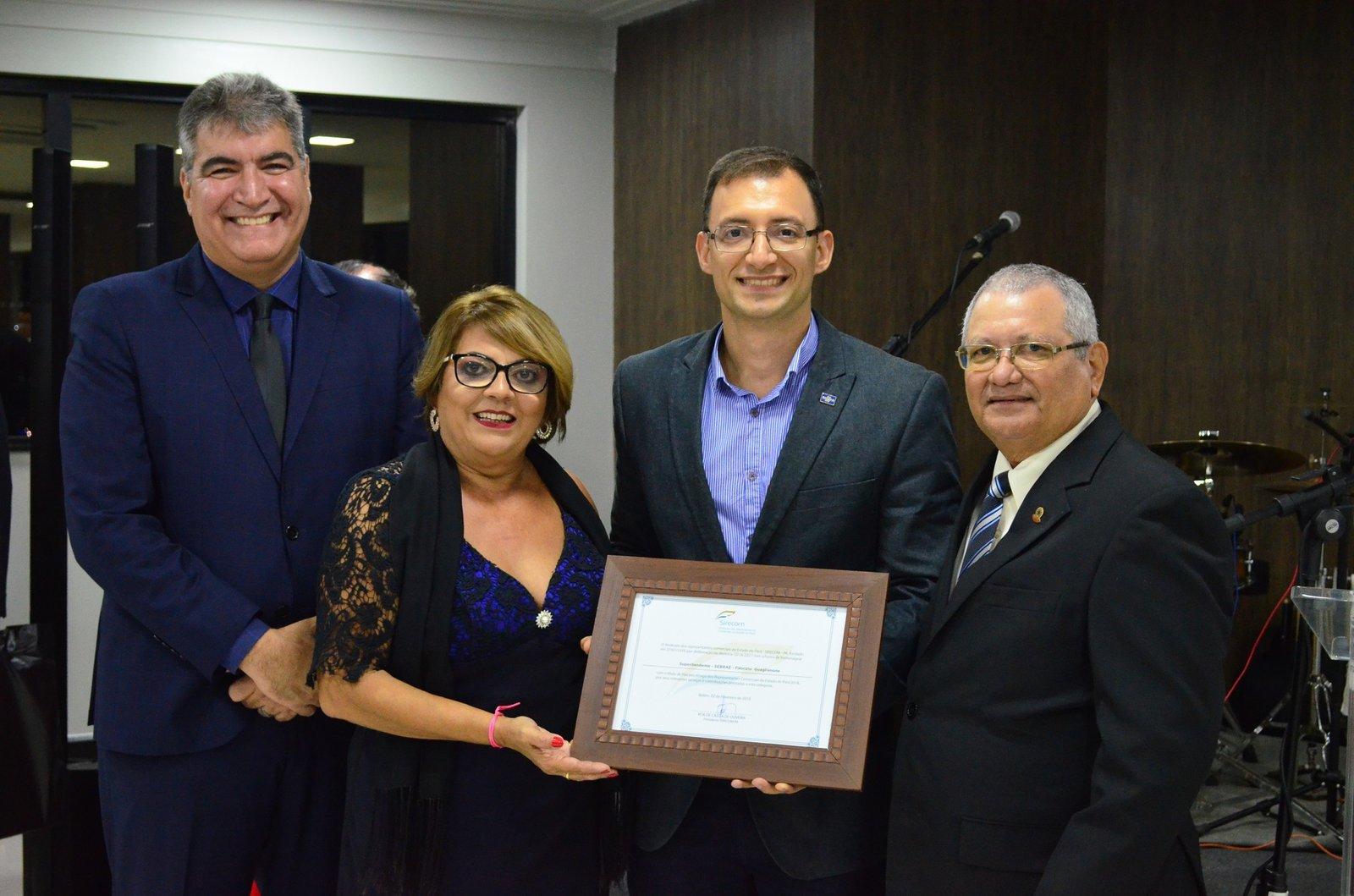 Sirecom-PA elege nova diretoria e homenageia parceiros